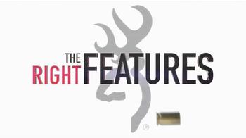 Browning 1911-380 TV Spot, 'The Right 380' - Thumbnail 5