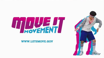 Let's Move TV Spot, 'Cartoon Network'