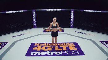 MetroPCS TV Spot, 'My World' Featuring Ronda Rousey - 264 commercial airings