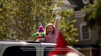 Firestone Complete Auto Care TV Spot, 'Saw This in a Movie Stuff'
