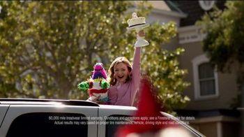 Firestone Complete Auto Care TV Spot, 'Saw This in a Movie Stuff'