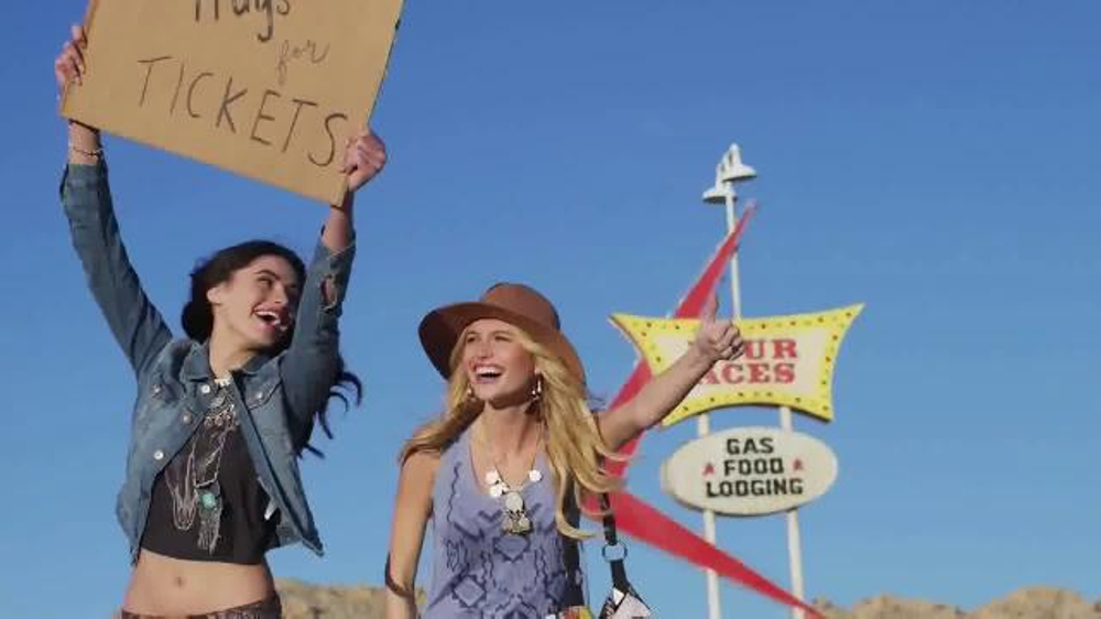 Bobs From SKECHERS TV Commercial, 'Road Trip' Song by Vance Joy