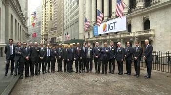 New York Stock Exchange (NYSE) TV Spot, 'IGT' - Thumbnail 1