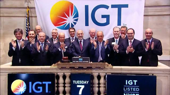 New York Stock Exchange (NYSE) TV Spot, 'IGT' - Thumbnail 4