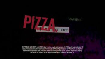 Papa John's TV Spot, 'Pizza, Pepsi, Rock' - Thumbnail 10
