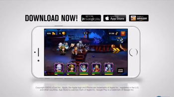 Heroes Charge TV Spot, 'What's in the Box?: Lightning Master' - Thumbnail 9