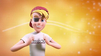 Bazooka Joe TV Spot, 'New Flavor' - Thumbnail 1