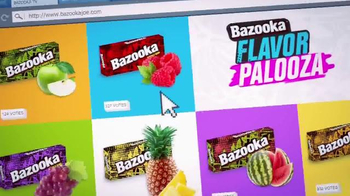 Bazooka Joe TV Spot, 'New Flavor' - Thumbnail 2
