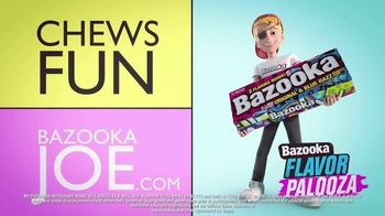 Bazooka Joe TV Spot, \'New Flavor\'