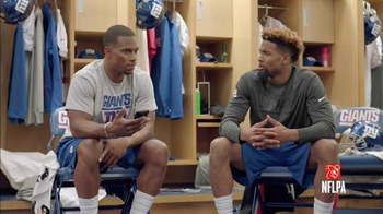 NFL Football Fantasy TV Spot, 'Launch' Ft. Victor Cruz, Odell Beckham - Thumbnail 1