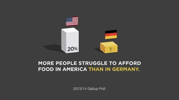 Great Nations Eat TV Spot, 'Germany for America' - Thumbnail 4
