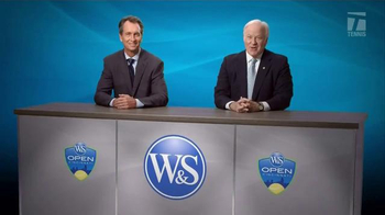 Western & Southern TV Spot, 'Welcome to Cincinnati and the 2015 Open' - Thumbnail 1