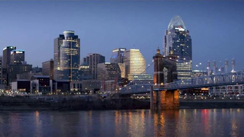 Western & Southern TV Spot, 'Welcome to Cincinnati and the 2015 Open' - Thumbnail 8