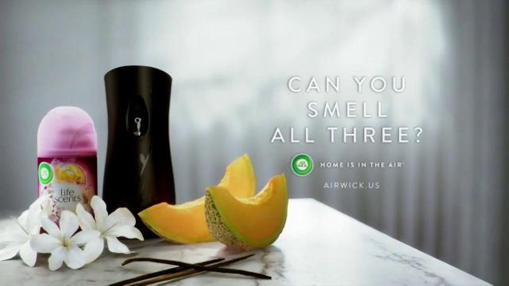Air Wick Life Scents Summer Delights TV Commercial, 'Constantly Changing' -  Video