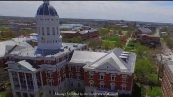 University of Missouri TV Spot, 'Mizzou Grows Greatness' - Thumbnail 1