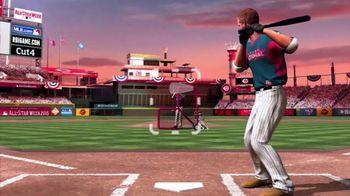 MLB Advanced Media Video Games TV Spot, '2015 MLB Home Run Derby' - 27 commercial airings