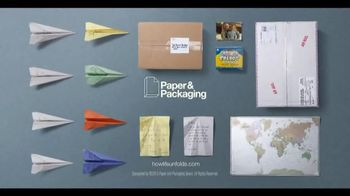 Paper and Packaging Board TV Spot, \'Letters to Dad\'