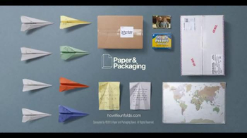 Paper and Packaging Board TV Spot, 'Letters to Dad'