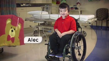 Shriners Hospitals For Children TV Spot, \'Alec\'