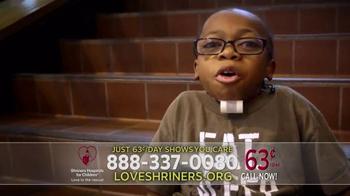 Shriners Hospitals For Children TV Spot, 'Alec' - Thumbnail 6