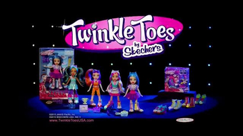 Twinkle Toes by SKECHERS TV Spot, 'Light Up the World' - Thumbnail 9