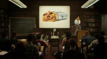 Jack in the Box Steak & Egg Breakfast Burrito TV Spot, 'Lectura' [Spanish] - Thumbnail 3