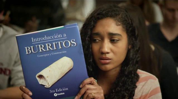 Jack in the Box Steak & Egg Breakfast Burrito TV Spot, 'Lectura' [Spanish] - Thumbnail 5