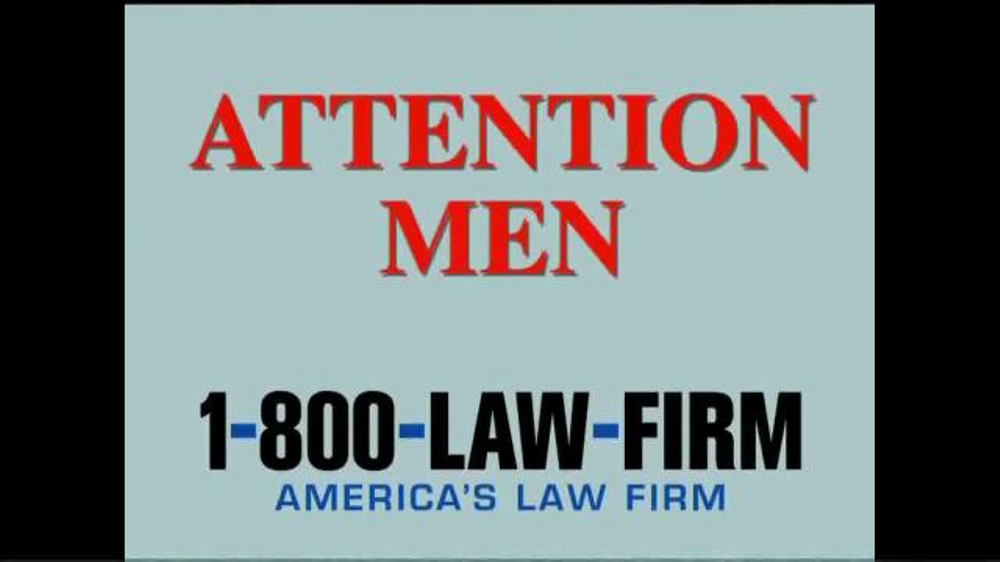 1-800-LAW-FIRM TV Commercial, 'Melanoma Warning' - Video
