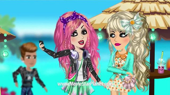 MovieStarPlanet.com TV Spot, 'Likes From Friends'