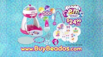 Beados Gem Studio TV Spot, 'Wear and Share' - Thumbnail 6