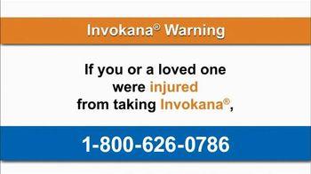 AkinMears TV Spot, 'Invokana Warning'
