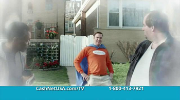 CashNetUSA TV Spot, 'Man vs. Flat Tires' - Thumbnail 4