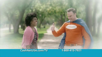CashNetUSA TV Spot, 'Man vs. Flat Tires' - Thumbnail 6
