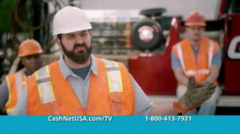 CashNetUSA TV Spot, 'Man vs. Flat Tires' - Thumbnail 7