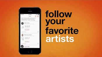 CMT Artist App TV Spot, 'A Thousand Horses' - Thumbnail 3