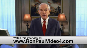 America 2020 TV Spot, \'Ron Paul\'
