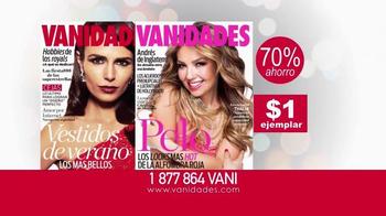 Vanidades TV Spot, 'Fuente de información' [Spanish] - Thumbnail 4