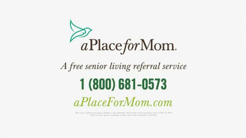 A Place For Mom TV Spot, 'Big Moments' Featuring Joan Lunden - Thumbnail 10