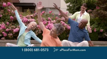 A Place For Mom TV Spot, 'Big Moments' Featuring Joan Lunden - Thumbnail 4