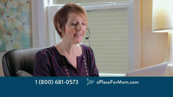 A Place For Mom TV Spot, 'Big Moments' Featuring Joan Lunden - Thumbnail 5