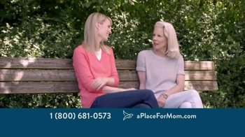 A Place For Mom TV Spot, 'Big Moments' Featuring Joan Lunden - Thumbnail 6