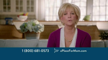 A Place For Mom TV Spot, 'Big Moments' Featuring Joan Lunden - Thumbnail 7