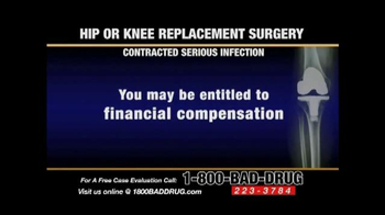 Pulaski & Middleman TV Spot, 'Hip or Knee Replacement' - Thumbnail 4