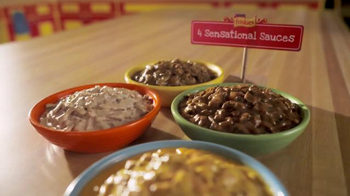 Friskies SauceSations TV Spot, 'Taste Kitchen Test'