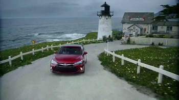 Toyota Camry TV Spot, 'The Great Road'