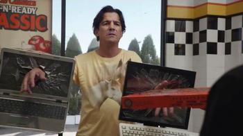 Little Caesars HNR Pretzel Crust & Pretzel Dippers TV Spot, 'Tech Troubles' - 15401 commercial airings
