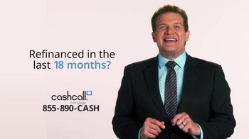 Cash Call Do-Over Refi TV Spot, 'Lower Rate' - Thumbnail 3