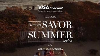 VISA Checkout TV Spot, 'East Coast Clambake: Time to Savor Summer' - Thumbnail 1