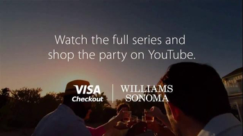 VISA Checkout TV Spot, 'East Coast Clambake: Time to Savor Summer' - Thumbnail 9