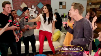 Coca-Cola TV Spot, 'ABC Family: Share with Pretty Little Liars Super Fans' - 5 commercial airings